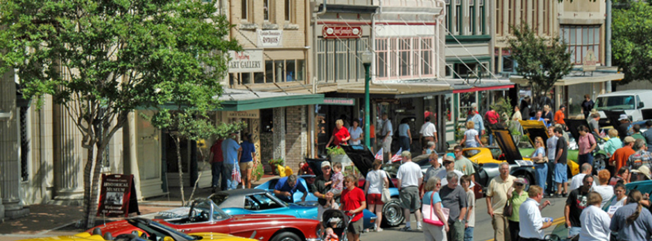 Explore Historic Texas Towns with New Mobile Tour