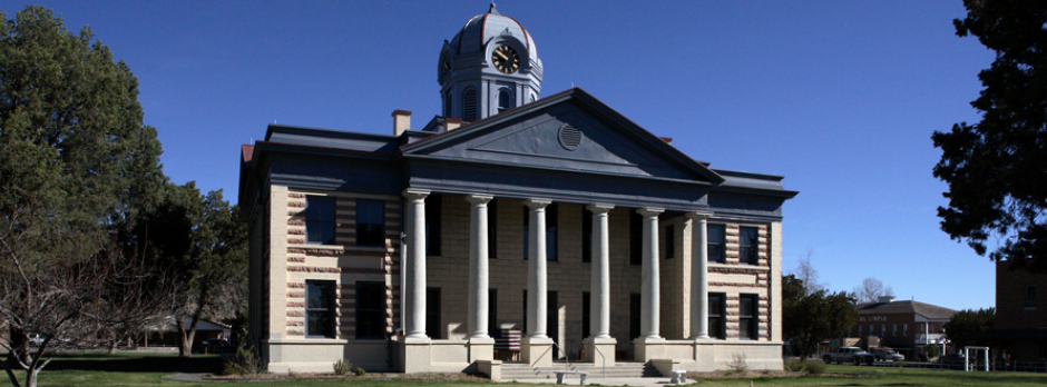 Historic Courthouse of the Month: Jeff Davis County