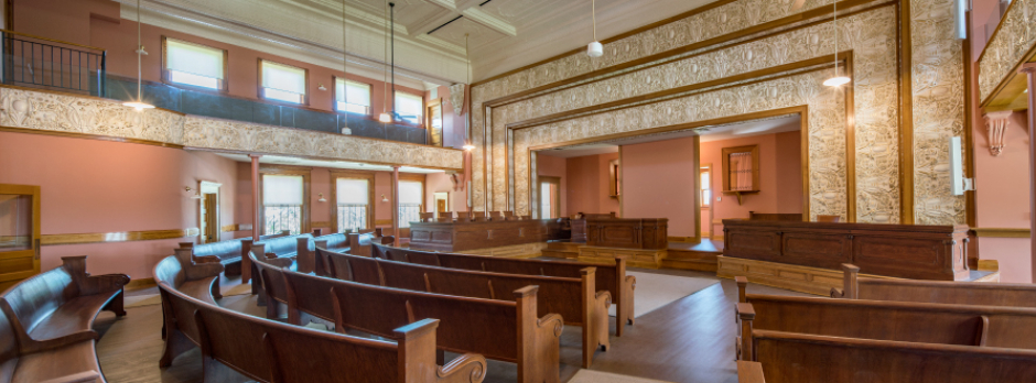 Visit the Newly Restored Navarro County Courthouse in Corsicana
