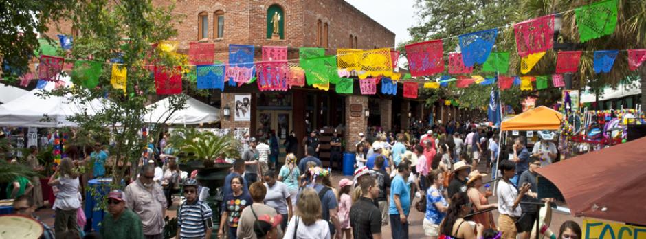 Explore Texas' Hispanic Heritage