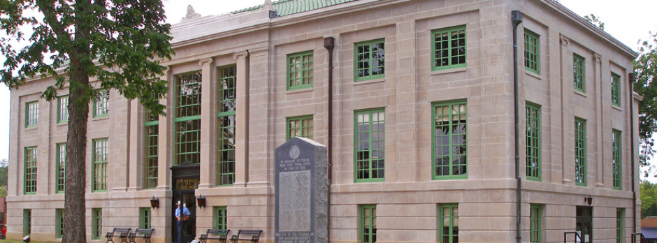 Historic Courthouse of the Month: San Augustine County