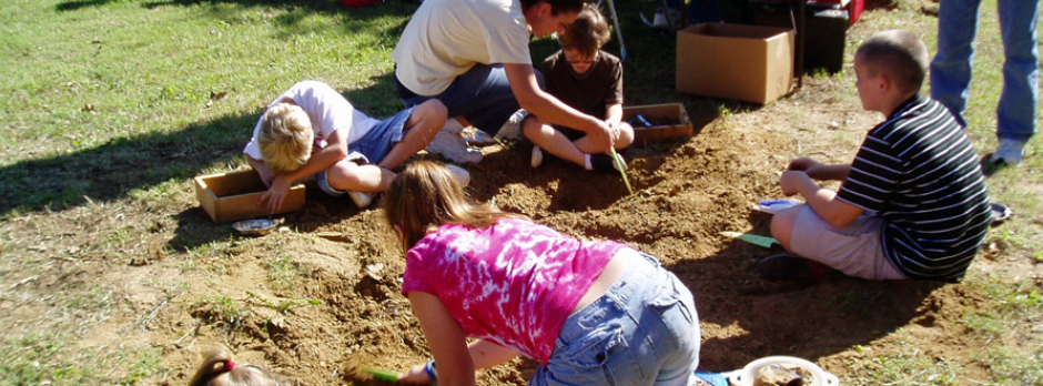 October is Texas Archeology Month