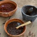 Salsa de Chile Pasilla y Vinagre