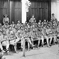 camp logan trial
