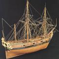 Model of La Belle