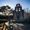 Biking San Antonio's Missions