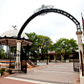 Pike Park Gate and Gazebo