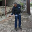 Roping demonstration in Rio Grande City