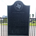 Bayview Cemetery marker