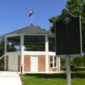 Bandstand at Fannin Battleground State Historic Site
