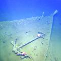 Anchor on Monterrey Shipwreck A