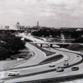 Meridian Highway in 1950s Austin