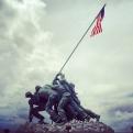 Iwo Jima Monument, Harlingen