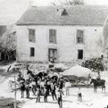 1902 photo of Landmark Inn.