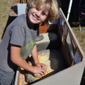 Texas Archeology Month Fair at TARL 2016