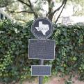 Historical Marker in Fredericksburg