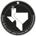 Texas Holocaust and Genocide Commission logo