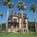 The newly restored Fulton Mansion State Historic Site.