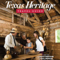 Texas Heritage Travel Guide cover