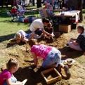 Archeology dig