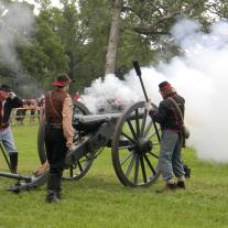 24th Annual Civil War Living History and Reenactment | THC
