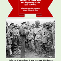 D-Day Commemoration Flyer