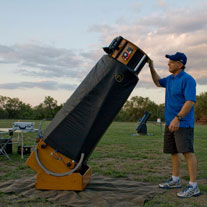 Fort Griffin star party