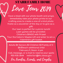 Love Tour 2019-Valentine's Event