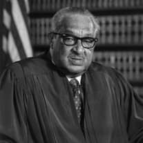 Photo credit: Justice Thurgood Marshall, Library of Congress