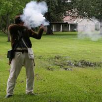 San Jacinto Day Militia