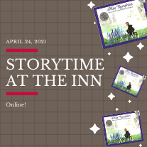 Storytime at the Inn - Miss Rumphius