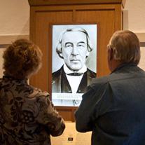 Exhibit at Casa Navarro State Historic Site.