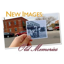 New Images Old Memories exhibit