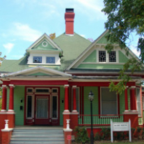 The Blake House at Starr Family Home