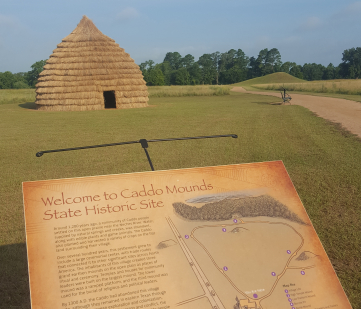 Caddo Grass House.