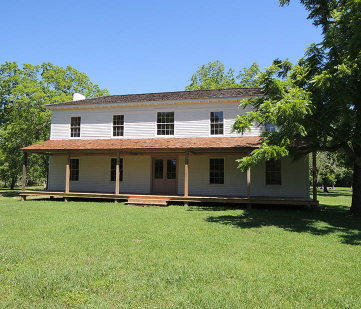 Main Plantation house