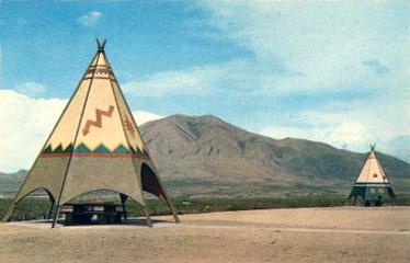 Roadside Park/Turnout, IH 10 Frontage Rd, Sierra Blanca ...