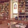 Interior of the THC Library